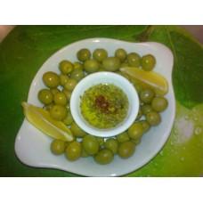 Yeşil Salamura Yemeklik Zeytin